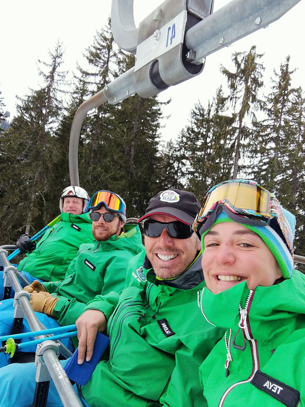 Ski With Ease Ski Instructors