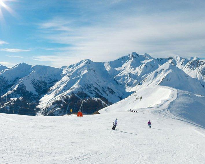 Morzine - Les Gets Ski Pistes