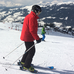 one to one ski lessons Morzine - Avoriaz