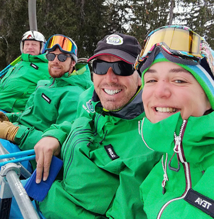 PDS Ski School - Ski Instructors