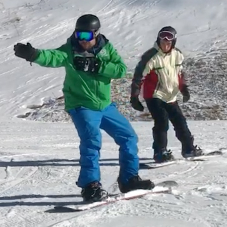 Snowboard school Avoriaz - Morzine & Les Gets