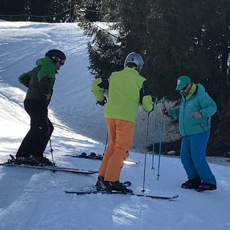 Corporate Ski Lessons Morzine/Avoriaz
