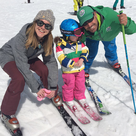 Parent & Child Ski Lessons Morzine/Avoriaz & Les Gets