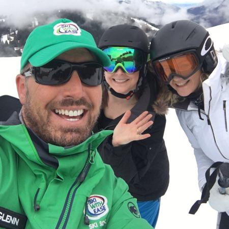 Ski Instructor Selfie