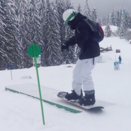 Snowboard Snowpark Lessons