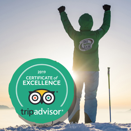 Ski School Certificate Of Excellence