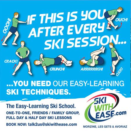 Ski Lesson Techniques