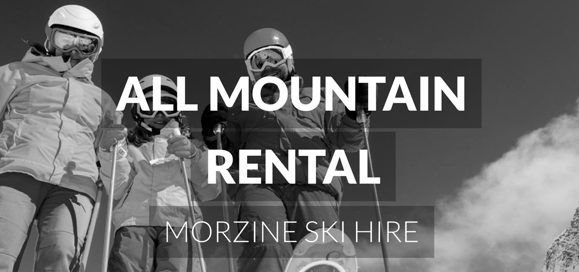 Discount Code All Mountain Rental - Morzine