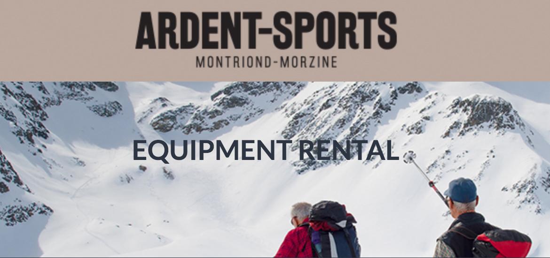 Ardent Sports Discount Code - Montriond-Avoriaz