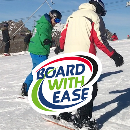 Board With Ease Snowboard School
