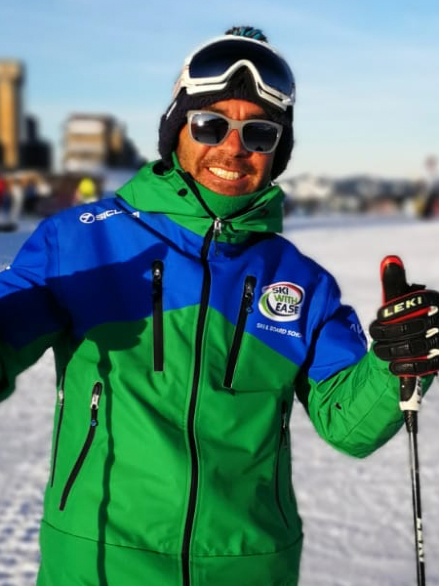 English Speaking Ski Instructor Morzine