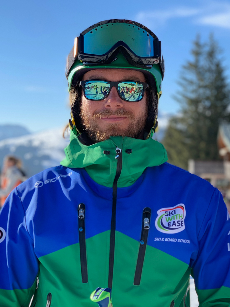 British snowboard Instructor Avoriaz - Morzine