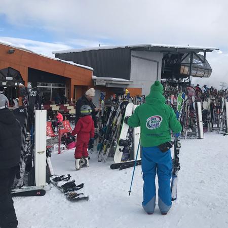 Ski School Morzine Meeting Point