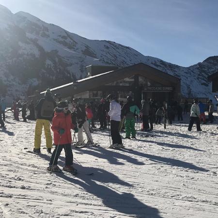 Prodains Avoriaz Ski School Meeting Point
