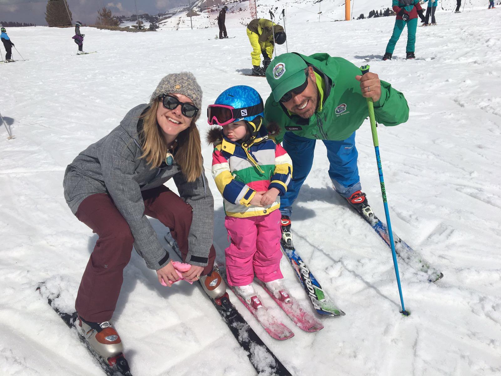 Ski School information